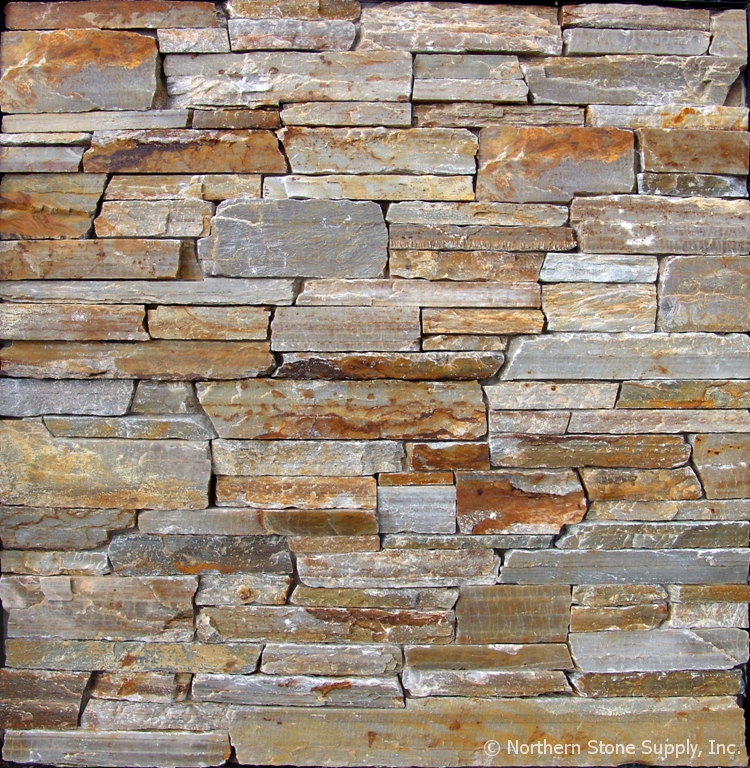 Natural Building Stones : Silverado building materials northern stone